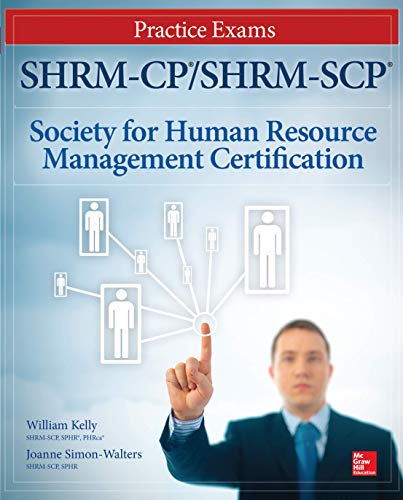 [Ebook] SHRM-CP/SHRM-SCP Certification Practice Exams (All in One)<br />D.O.C
