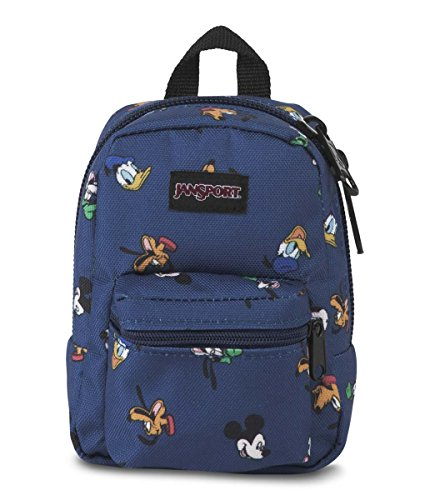 - JanSport Unisex Disney Lil Break Pouch (Gang Dot)