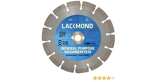 Lackmond SG4.5SPP 4-1//2 SPP General Purpose Blade 7//8-20mm-5//8 Arbor