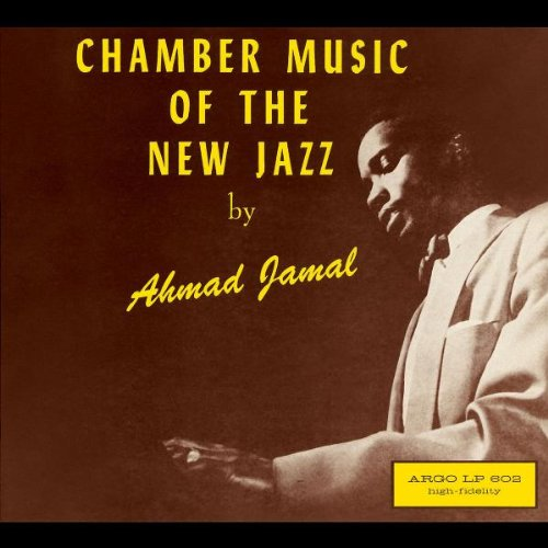 Chamber Music of the New Jazz by Grp Records