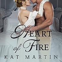 HEART OF FIRE: HEART TRILOGY SERIES, BOOK 2