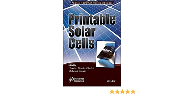 photo relating to Printable Solar Cell named Printable Sunshine Cells (Improvements inside Hydrogen Output and