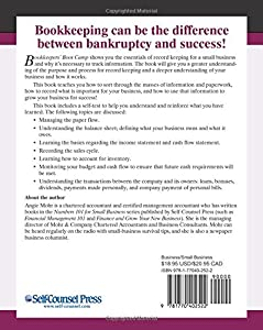 Bookkeepers' Boot Camp: Get a Grip on Accounting Basics (101 for Small Business) by Self-Counsel Press, Inc.
