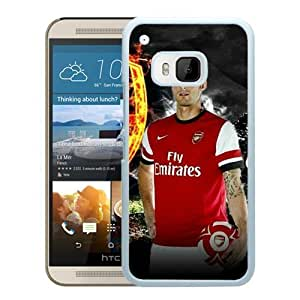 Fashionable and Durable Case Olivier Giroud 1 HTC ONE M9 Case in White