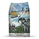 Taste Of The Wild Grain Free Premium Dry Dog Food Pacific Stream Puppy - Salmon