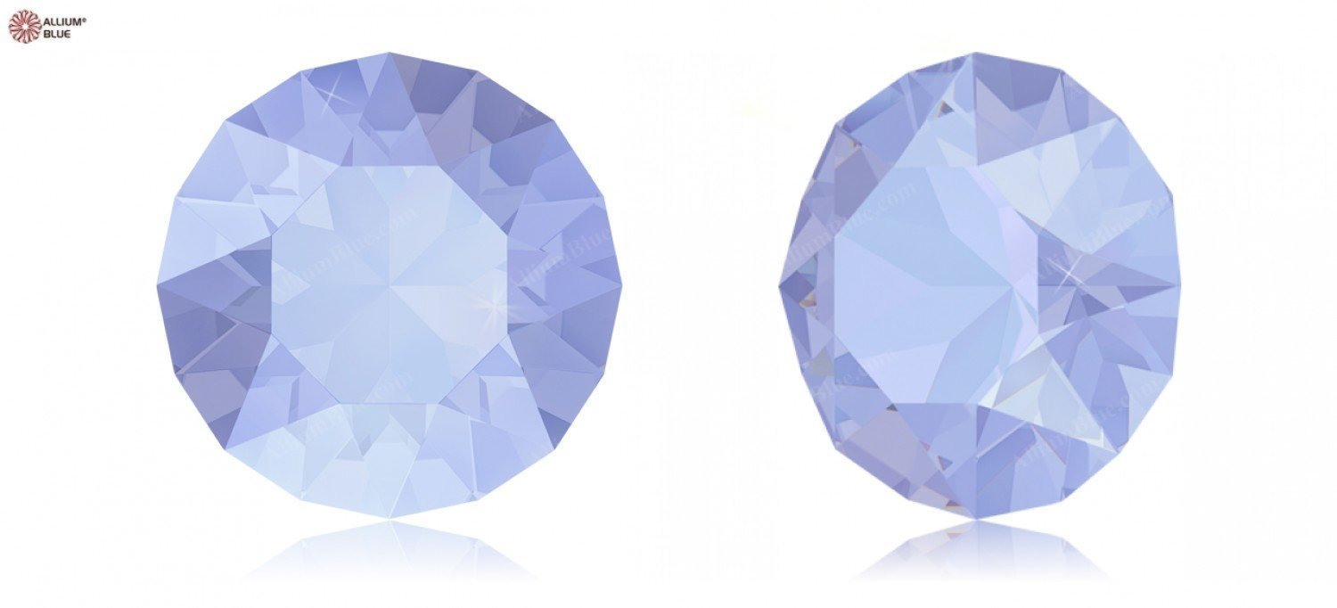 PP31 (3.80  4.00 mm) Swarovski Crystals 1170459 Round Stones 1088 SS 34 AIR blueE OPAL F, 144 Pieces