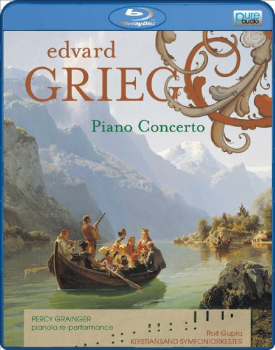 Percy Grainger - Piano Concerto (Blu-Spec CD, 2PC)