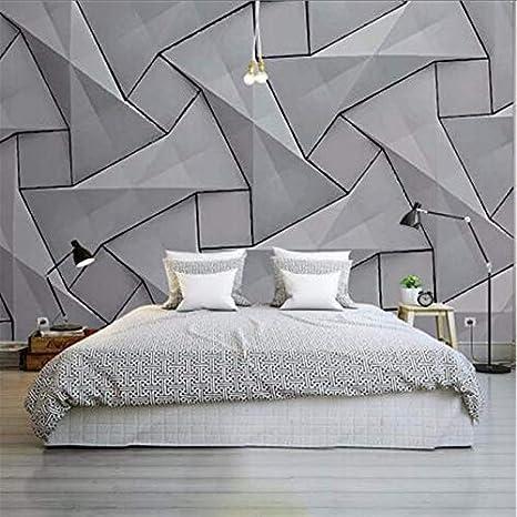 Cczxfcc Moderne 4D Tapeten Für Wände Zement Silk Tuch ...