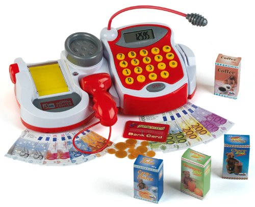 Theo Klein 9373 - Cash Register Shopping Centre
