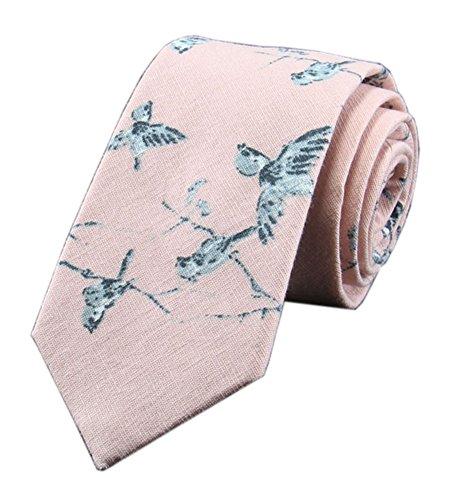 - Men's Casual Skinny Necktie 2.7