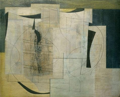 Oil Painting 'Ben Nicholson,Winter Seal Point,1954' Printing On Perfect Effect Canvas , 10x12 Inch / 25x31 Cm ,the Best Game Room Decor And Home Artwork And Gifts Is This High Resolution Art Decorative Canvas Prints (Top Chef Season 10 Dvd compare prices)