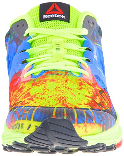 Neon Shoe Solar Reebok Men's AG 0 Blue Cushion 3 One Running Cherry Yellow Cycle Gravel n80rwqv8x