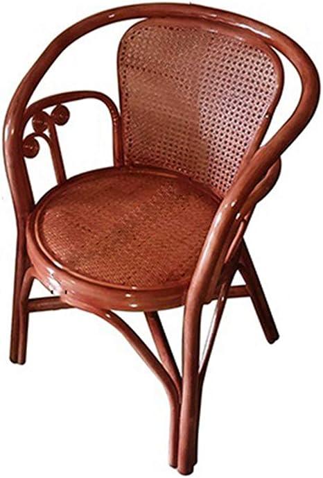 Muebles De Jardín Silla De Mimbre Mesa De Té Tres Sets Balcón Mesa Silla Silla Mimbre Silla Del Ocio: Amazon.es: Bebé