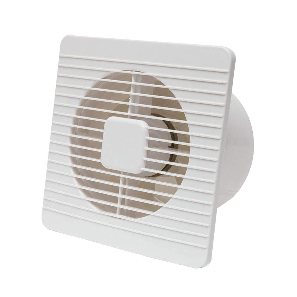 Moolo Ventilation Fan, Bathroom Kitchen Glass Window Type Household Wall Exhaust Fan