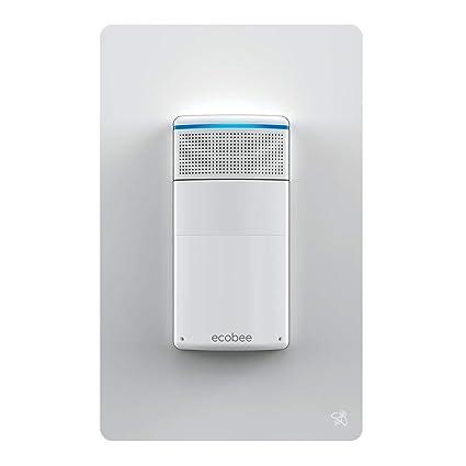 Ecobee Switch Smart Light Switch Amazon Alexa Built In Amazoncom