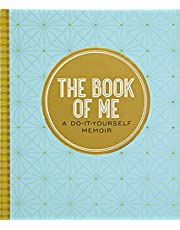 The Book of Me, 2nd Edition (Notebook, Diary, Autobiographical Journal)