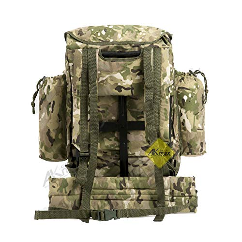 Military Surplus ALICE Pack Combat Tactical Army Backpack w//Frame Multicam