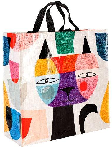 Blue Q Mister Cat Shopper - Recycled Shopper Tote