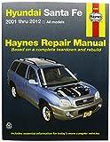 Haynes VC0S2_43050 Manuals 43050 Hyundai Sante Fe (2001-2012)
