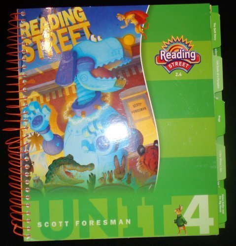 Reading Street 2.4 Grade 2, Unit 4 Our Changing World Teacher's Edition