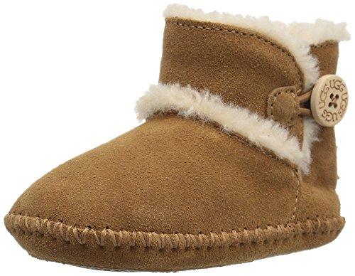 UGG Kids I Lemmy II Boot,Chestnut,4/5 M US Toddler