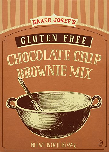 ree Chocolate Chip Brownie Mix ()