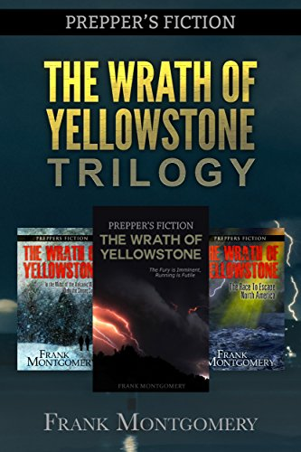 Wrath Yellowstone Preppers Fiction Apocalyptic ebook product image