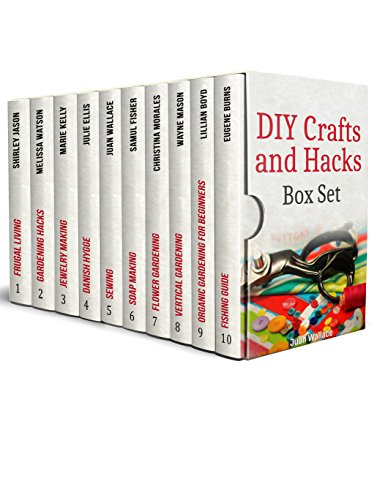 Download Diy Crafts And Hacks Box Set The Ultimate Gardening Tricks