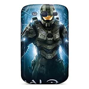 Premium Halo 4 7013 Heavy-duty Protection Case For Galaxy S3