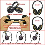 1 Pack of Wireless Kids Headphones, in Car IR