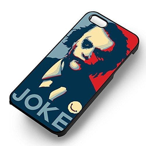 Joker Joke pour Coque Iphone 6 et Coque Iphone 6s Case (Noir Boîtier en plastique dur) I3Y7XY