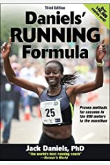 Daniels' Running Formula-3rd Edition by Jack Daniels(2011-09-13) Unknown Binding