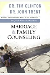 Quick-Reference Guide to Marriage & Family Counseling, The Kindle Edition