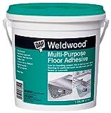 Dap 00142 Weldwood Multi-Purpose Floor Adhesive, Gallon