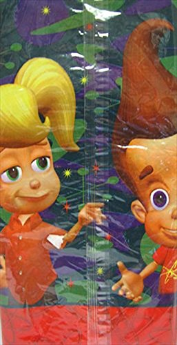 Jimmy Neutron Plastic Table Cover -