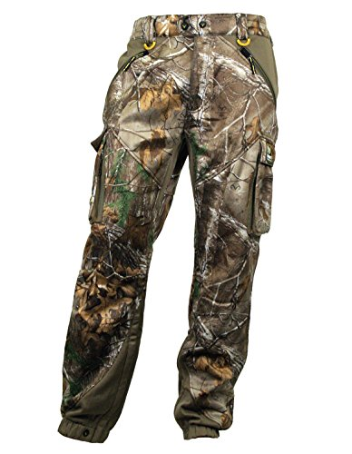 Scent Blocker Matrix Pants with Windbrake, Camo, Medium