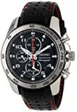 "Seiko Men's SNAE65 ""Sportura"" Stainless Steel Watch"