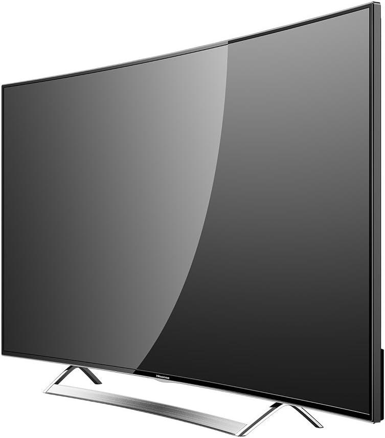 Hisense 55 inch Smart Ultra HD 4K LED TV - Televisor, negro y ...