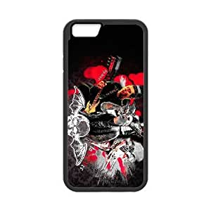 Avenged Sevenfold For iPhone 6 Plus 5.5 Inch Phone Cases GCD13259