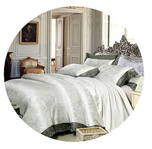 Small Radish Head-bedandbath FPure cottonwind-Bud Quilt Set Bed,Color 1,1.5m (5 feet) Bed