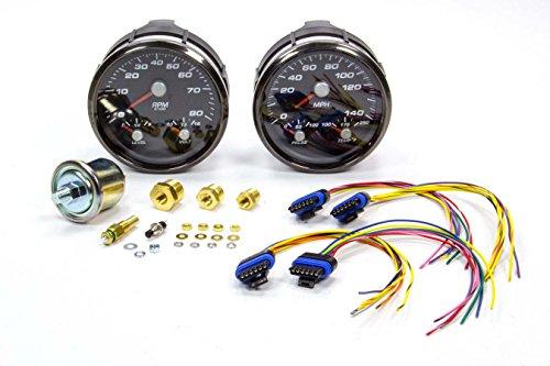 new-vintage-usa-01253-01-performance-2-gauge-kit-3-in-1-gauges-black