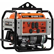 Generac 5933, 3600 Running Watts/4000 Starting Watts, Gas Powered Portable Generator (Discontinued by Manufacturer)