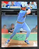 Robin Yount Milwaukee Brewers Autographed/Signed 16x20 Photo JSA WP196555