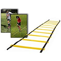 Teenitor 12 rung Agility Ladder Speed ladder Training...