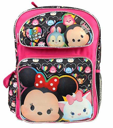 Disney Girls Large School Backpack