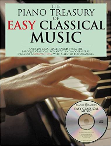 The Piano Treasury of Easy Classical Music: Amy Appleby