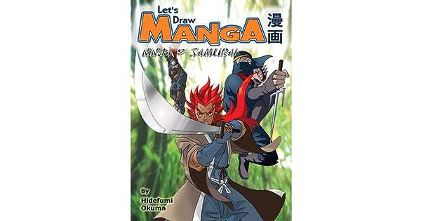 Amazon.com: Lets Draw Manga: Ninja and Samurai eBook ...