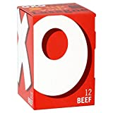 Oxo Beef Stock Cubes 12 Pack 71g