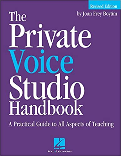 The Private Voice Studio Handbook: A Practical Guide to All ...