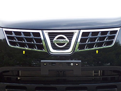 nissan rogue grille insert - 2